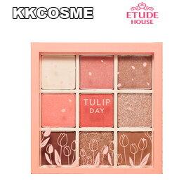 Etude House エチュードハウス プレイカラーアイズ チューリップデー アイシャドウパレット 韓国コスメ 正規品