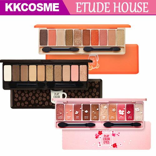 (ETUDE HOUSE エチュードハウス) PLAY COLORS EYES Juice Bar プレイカラーアイズ ジュースバー / インザカフェ 1g*10色 選択3タイプ