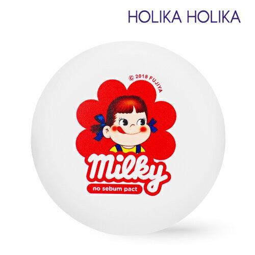 HolikaHolika/ホリカホリカ×不二家コラボ商品《スイートペコエディション》Holika Holika ホリカホリカ ペコ ノーシーバーム パクト 8g
