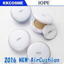 (IOPE アイオペ) 2016 NEW Air Cushion エアクッションR (ナチュラル/カバー/インテンスカバー/マットフィニッシュ/モイスチャー)(...