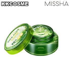 【MISSHA/ミシャ】プレミアム シカ アロエ スージング ジェル 300ml 水分鎮静 潤い クーリング 韓国コスメ 正規品