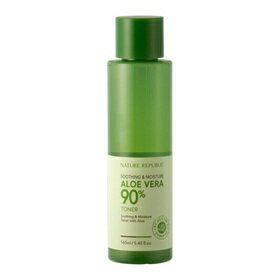 (ネイチャーリパブリックNATURE REPUBLIC) スージングアンドモイスチャーアロエベラ90%トナー(化粧水)160ml