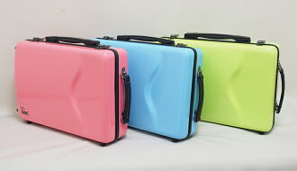 Double clarinet case DAC original 3-WAY