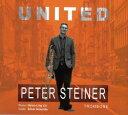 CD/トロンボーンPeter Steiner「UNITED」【DM便配送可】