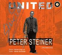 CD/トロンボーンPeterSteiner「UNITED」