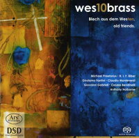 CDwes10brass「oldfriends」