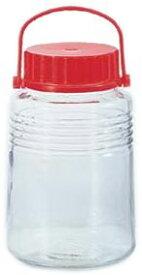 【日本製】 アデリア 貯蔵瓶  A型5号 4L 梅酒びん(果実酒びん) 【50off】