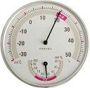 【送料無料メール便専用】 ドリテック アナログ温湿度計 O-310WT