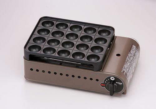 岩谷産業(イワタニ) カセットフー スーパー炎たこ たこ焼き器 CB-ETK-1
