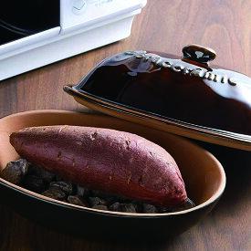 カクセー Graceramic グレイスラミック 陶製焼きも器