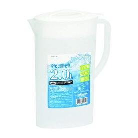 パール金属 HB-5185 NEWクーリア 冷水ポット 2.0L