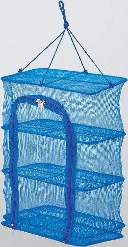 干物干し網(ひもの干し網)3段サイズ:300×200×400H-45