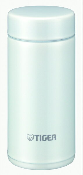 マラソン限定特価★数量限定】タイガー ステンレスボトル300ml スノーホワイト MMP-G031WW