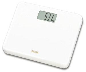 タニタデジタル体重計HD-660ホワイト