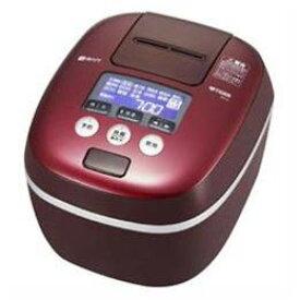送料無料 タイガー 圧力IH炊飯ジャー JPC-A182RD「炊きたて 360°デザイン」 1升炊き ボルドー