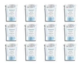 【お得な12個セット】TOAMIT 東亜産業 アルコール ハンドジェル つめかえ用 500ml AL500 植物由来成分配合 速乾性 エタノール 潤い 保湿 しっとり 大容量 詰め替え 衛生 アルガンオイル ハンド ジェル 詰替 TMHG65-500 (12)