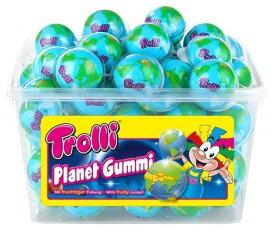 【地球グミ】Trolli /トローリ 60個入り 1120g Planet gummi 海外直送品 まとめ売り