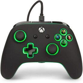 【即日発送】XBOX ONE / PC対象 パワーエー コントローラー スペクトラ 限定版 / PowerA Spectra Enhanced Illuminated Wired Controller for Xbox One / PC【輸入品】