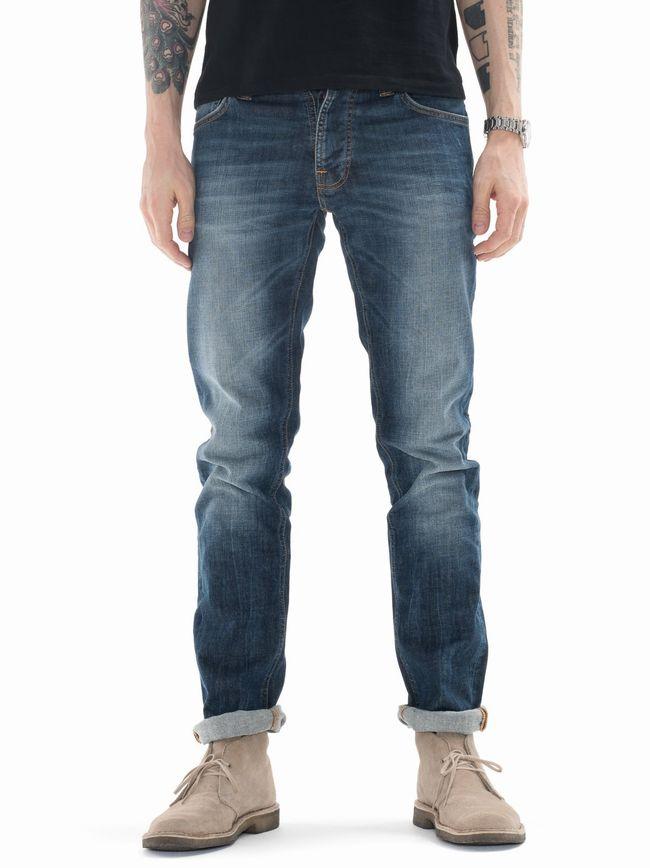 【全品P2倍】ヌーディージーンズ NudieJeans グリムティム  ブライトドーン L30GrimTim BrightDawn 北欧 スウェーデン デニム