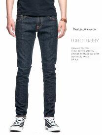ヌーディージーンズ タイトテリー L30 リンスツイルNudieJeans TIGHTTERRY RinseTwillスウェーデン デニム