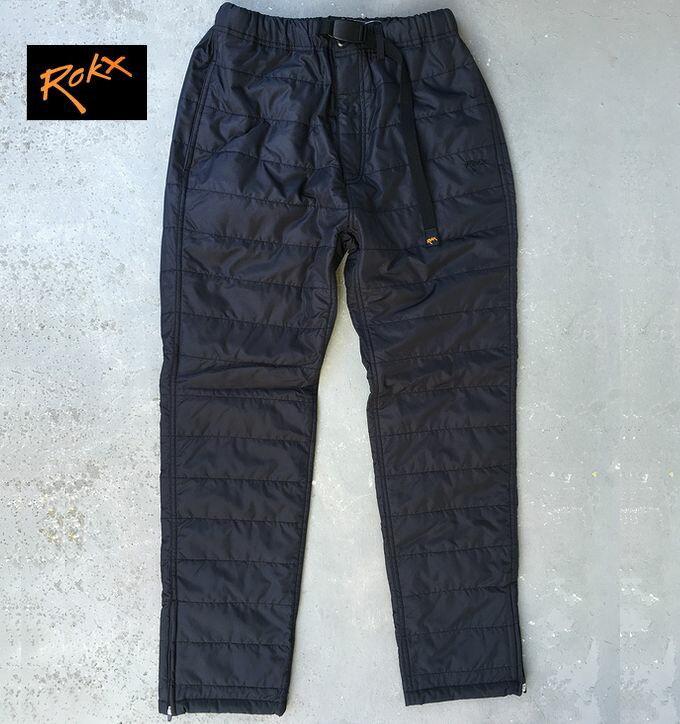【全品ポイント2倍】ROKX Insulated Pantロックス インサレーションパンツ 中綿入り秋冬モデル