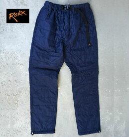 ROKX Insulated Pantロックス インサレーションパンツ 中綿入り秋冬モデル