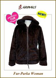 グラミチ GRAMICCI FurParka Jacketグラミチ ファーパーカ ジャケット 女性用国内正規取り扱い