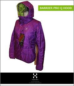 HAGLOFS Barrier Pro Q Hood Womanホグロフス バリア プロ ジャケット 女性用