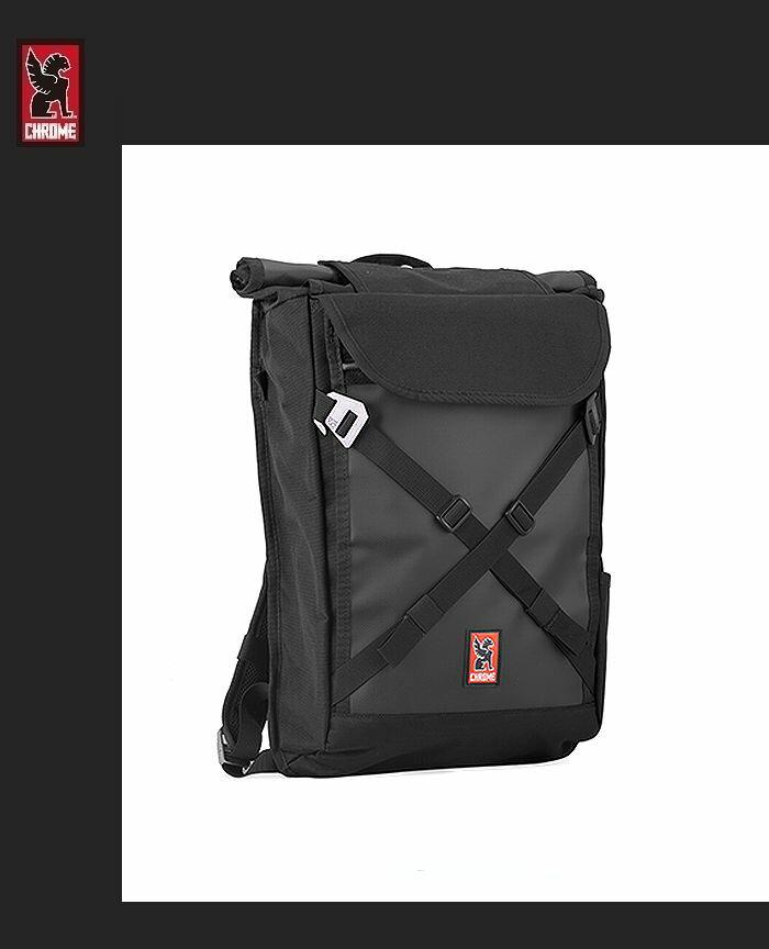 【全品ポイント2倍】CHROME BRAVO2.0 BackPackクローム ブラーボ2.0 バックパック ブラック USA