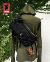 CHROME KADET BLT.Blackクローム カデット バリスティックナイロン 2WAYボディバッグ