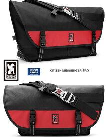 CHROME Citizen Black/Redクローム シチズン メッセンジャーバッグ 最後のアメリカ製モデル