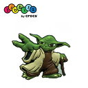 クロックス crocs ジビッツ【ヨーダ/スターウォーズ】【クロックス国内正規取り扱い】