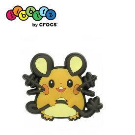 【全品P2倍】クロックス crocs ジビッツ ポケモン デデンネ【クロックス国内正規取り扱い】