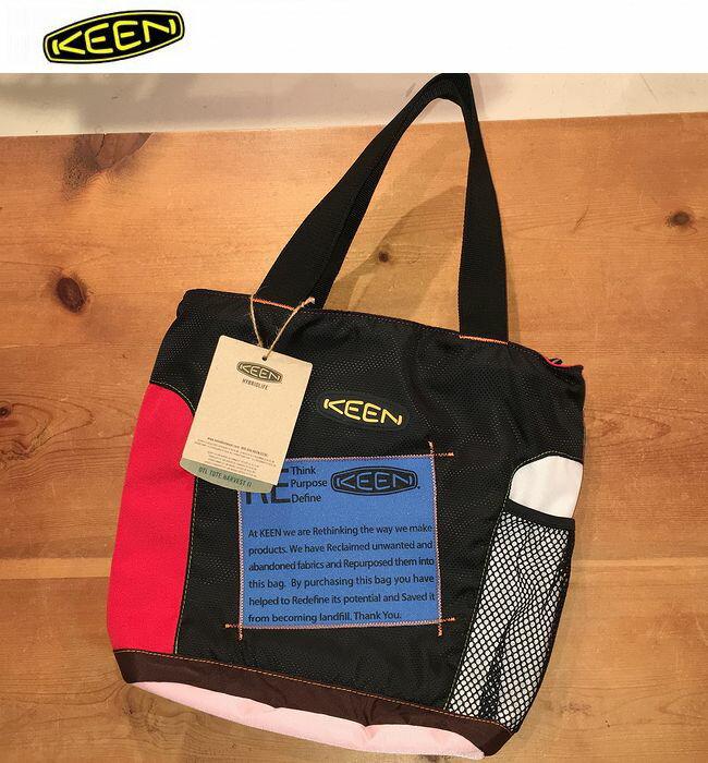 KEEN キーン OTL リサイクル ランチ トート 1キーン正規取り扱い