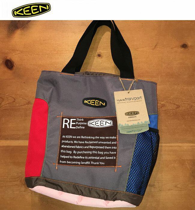 【全品ポイント2倍】KEEN キーン OTL リサイクル ランチ トート 3キーン正規取り扱い
