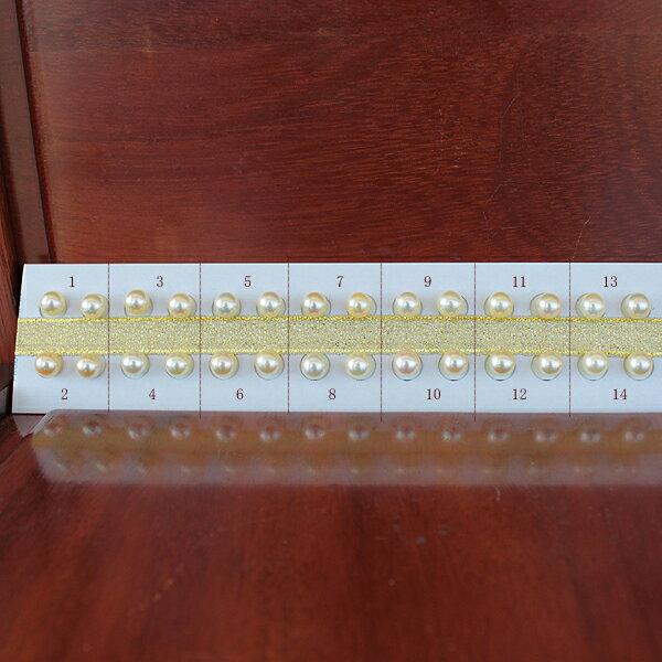 ●アコヤ真珠越し物<ルース>無穴<Natural Gold><無調色><Top quality><Round Shape>7-7.25mm×2個 直結 or ブラ <Titan Piace><Excellent Special>SV EG K14WGピアス などはオプション。選択くださいせ。