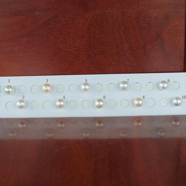 ●アコヤ真珠越し物<無調色><ルース無穴><Top quality>9-9.25mm(横幅)<Round Shape><Reasonable Special>※クリッカー/バチカンなどの金具はオプションです。