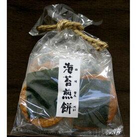 通常品 堅焼せんべい 海苔 6枚 煎餅 ギフト 土産 堅焼きせんべい