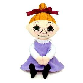 ムーミン Moomin 夢見るミムラ 手のひらサイズぬいぐるみ