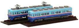 鉄道コレクション 鉄コレ 熊本電気鉄道200形2両セット