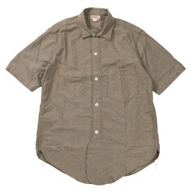 """FREEWHEELERS & CO. [""""Big Bertha"""" UNION SPECIAL OVERALLS #1923017 LIGHT BROWN size.14,15,16,17,17 1/2]"""