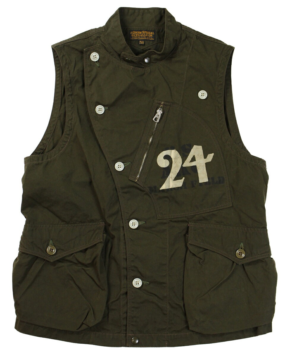 """FREEWHEELERS & CO. [""""1933 MUROC ROADSTER RACES"""" UNION SPECIAL OVERALLS #1821028 DARK OLIVE size.36.38.40.42.44]"""
