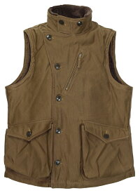 """FREEWHEELERS & CO. [""""WINTER AVIATORS' VEST"""" UNION SPECIAL OVERALLS #1831010 SEPIA BROWN size.34,36,38,40,42,44]"""