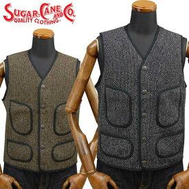 シュガーケーンSUGARCANE ビーチクロスベストBEACH CLOTH VEST「SC14535」