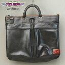 トイズマッコイTOYS McCOY LEATHER HELMET BAGレザーヘルメットバッグ TMA1523-050ブラウン/ミリタリー/フライトジャケット