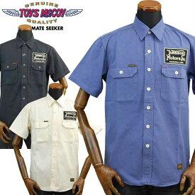 トイズマッコイ TOYS McCOY HERRINGBONE WORK SHIRTヘリンボーンワークシャツ「JOMO」TMS1804