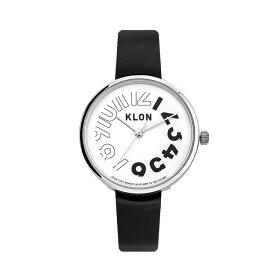 KLON HIDE TIME GEMINI 01 38mm , クローン レディース メンズ ペアウォッチ 腕時計 黒 シンプル モノトーン 誕生日 ペアウォッチ お揃い 祝い ギフト プレゼント
