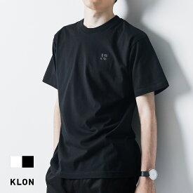 KLON STYLE OFF Tshirts K:DIMENSION BLACK , クローン レディース メンズ Tシャツ Tshirt 黒 モノトーン シンプル S M L XL Tシャツ お揃い 祝い ギフト プレゼント 父の日