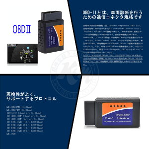 OBD2スキャンツール