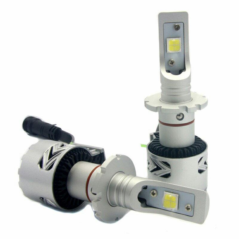 SUZUKI ソリオ(マイナー後) H25.11〜 MA15S バンディット ヘッドライト ロービーム [D4S] 42V35W仕様対応 2個入り CREE LED D4S 6000LM 宅配便送料無料 6ヶ月保証 K&M